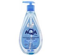 Гель для подмывания мальчиков Aqa baby 250 мл