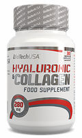 Biotechusa Hyaluronic & Collagen 30cap