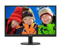 "23.8"" Philips ""240V5QDSB"" (IPS, 1920x1080, HDMI+DVI)"