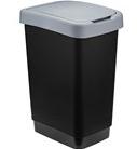 М 2469 - Контейнер для мусора ТВИН 25л