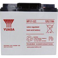 Yuasa NP17-12I -TW, Battery 12V 17AH