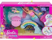 Barbie Dreamtopia Set sirena mica, cod FXT25