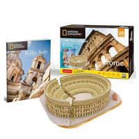 3D PUZZLE THE COLOSSEUM