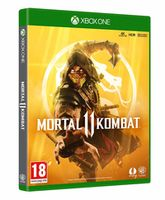 Gamedisc Mortal Kombat 11 for Xbox
