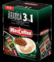 MacCoffee 3in1 freeze dried Arabica (20 plicuri)