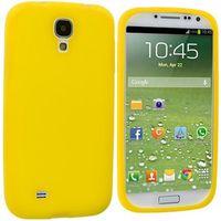 Carcasa bumper de protectie GO COOL pentru Galaxy S4 Yellow