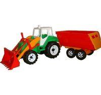 Орион Трактор с прицепом
