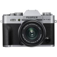 Фотокамера FJIFILM X-T20 Kit XC15-45mm Silver