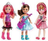 Fisher Price CKB68 Кукла Челси из м/ф Barbie