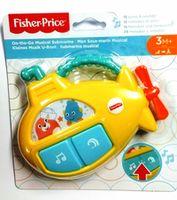 Submarin muzical Fisher-Price, cod GFX89