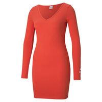 Платье Puma Classics Rib Bodycon Dress