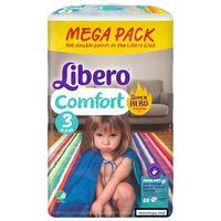 Libero Scutece Megapack Comfort 3, 5-9 kg 88 buc.