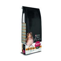 Pro Plan Medium Adult 18kg для взрослых собак средних пород, с курицей