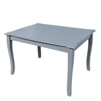 Раздвижной стол T751E 1.2м-1.5м серый (серо-коричневый)