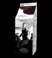 Vopsea p/u par, ESTEL Celebrity, 125 ml., 5/4 - Ciocolată neagră