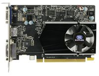 Video Card Sapphire Radeon R7 240 1GB (780/4600Mhz) DDR5 (128Bit) with boost DVI+HDMI, bulk