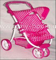 Baby Mix ME-9671-M1422W Коляска для куклы