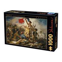 Пазл 1000 Eugene Delacroix, код 41346