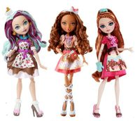 Fisher Price CHW44 Кукла Ever After High