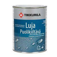 Tikkurila Краска Luja С Полуглянцевая 0.9л
