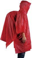 AceCamp Rain Poncho Red (3908)