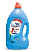 Жидкий порошок для стирки Blitz Color 4л, 88 стирок