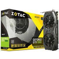 ZOTAC GTX 1080 AMP! Edition, 8GB DDR5X 256bit 1822/10000Mhz