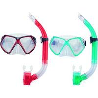 Набор для плавания (маска+трубка) Bestway, 2 цвета, 7-14лет
