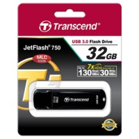 TRANSCEND 32GB JetFlash 750, черный