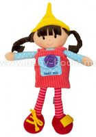 "Baby Mix  EF-TE-8488-31A Кукла плюшевая ""Ула"""