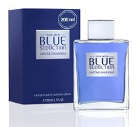Antonio Banderas Blue Seduction EDT 200ml