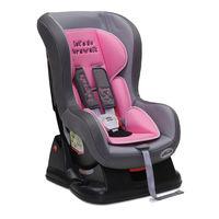 ДЕТСКОЕ АВТОКРЕСЛО Baby Safe Pink