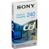 Кассета видео Sony E-240CDF