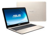 """NB ASUS 14.0"""" X456UR Gold (Core i3-7100U 4Gb 256Gb) 14.0"""" Full HD (1920x1080) Non-glare, Intel Core i3-7100U (2x Core, 2.4GHz, 3Mb), 4Gb (Onboard) PC4-17000, 256Gb SATA, GeForce 930MX 2Gb, HDMI, DVD-RW, Gbit Ethernet, 802.11n, Bluetooth, 1x USB 3.1 Type C, 1x USB 3.0, 1x USB 2.0, Card Reader, Webcam, DOS, 2-cell 38 WHrs Polymer Battery, 1.9kg, Gold"""