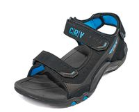 Мужские сандалии CROWAN синие