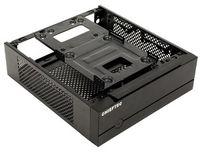 Case Chieftec IX-01B-85W, Case mITX PSU 85W