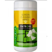 Cleaning wipes for office equipment PATRON F4-002