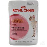Royal Canin Instinctive - cat pouch - 85 г
