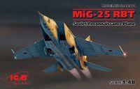 48901 MиГ-25 РБТ, Советский самолет-разведчик