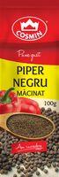 Piper negru măcinat Cosmin 100g