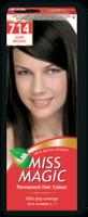 Vopsea p/u păr, SOLVEX Miss Magic, 90 ml., 714 - Maro închis