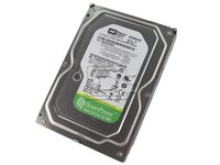 "Жесткий диск 3.5"" HDD 500GB  Western Digital WD5000AVDS  AV-GP™, IntelliPower, 32MB, SATAII"