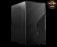 Mini PC ASRock DESKMINI X300/B/BB/BOX, AMD AM4 Socket CPU, Black