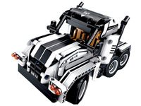 8018, XTech Bricks: 2in1, 2Trucks, R/C 4CH, 379 pcs