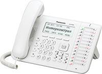PANASONIC DPT Panasonic KX-DT546RU, белый