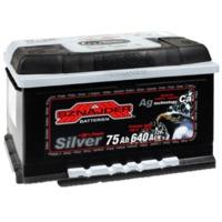 Аккумулятор SNAIDER 75 Ah Silver