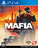 Видео игра 2K Games Mafia 1: Remake - Definitive Edition (PS4)