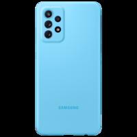 Чехол для моб.устройства Samsung Galaxy A72 EF-PA725, Silicone Blue