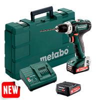 Mașină de găurit și înșurubat Metabo PowerMaxx BS 12