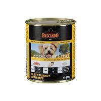 Belcando Best Quality Tasty turkey with rice curcan cu orez 800 gr